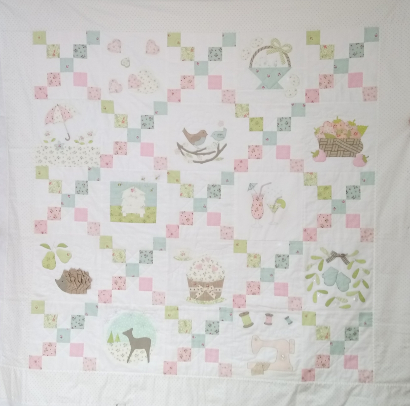 Sweetest Things Sampler - Dawn - Honeybee Cloths