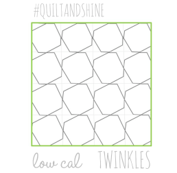 Quilt and Shine twinkles