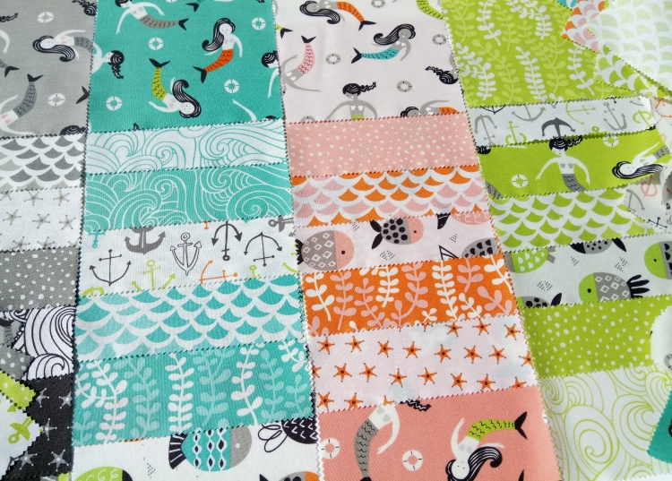 Fish Tales at Honeybee Cloths