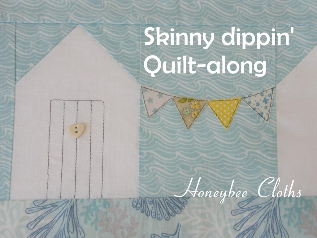 Skinny dippin Quilt-along